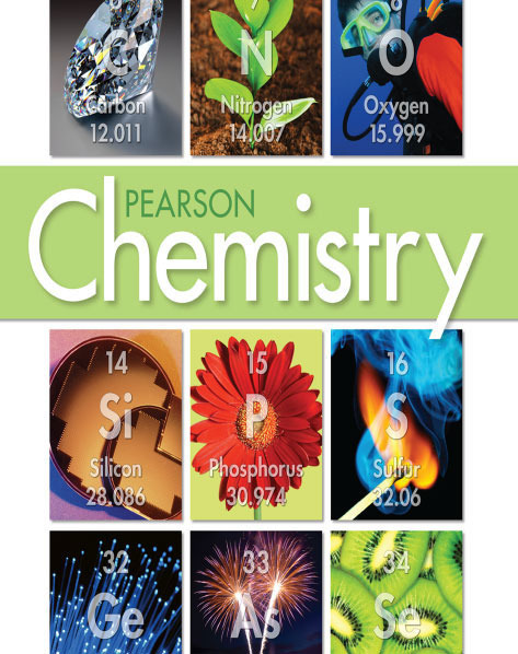Pearson Chemistry ebook (1 Year Access)