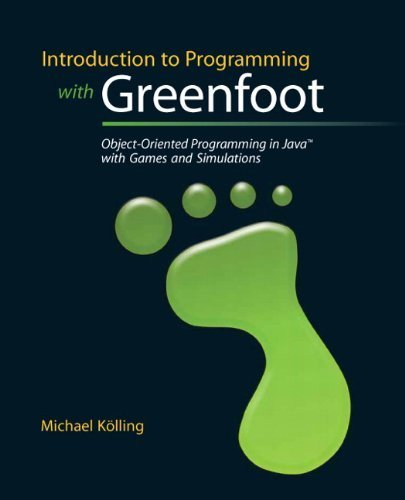 Introduction to Programming with Greenfoot: Object-Oriented Programming in Java with Games and Simulations ebook (1 Year Access)