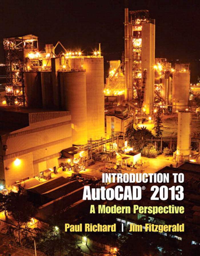 Introduction to AutoCAD 2013: A Modern Perspective ebook (1 Year Access)
