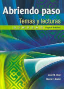 Abriendo Paso 2014 Temas y lecturas ebook (1 Year Access)