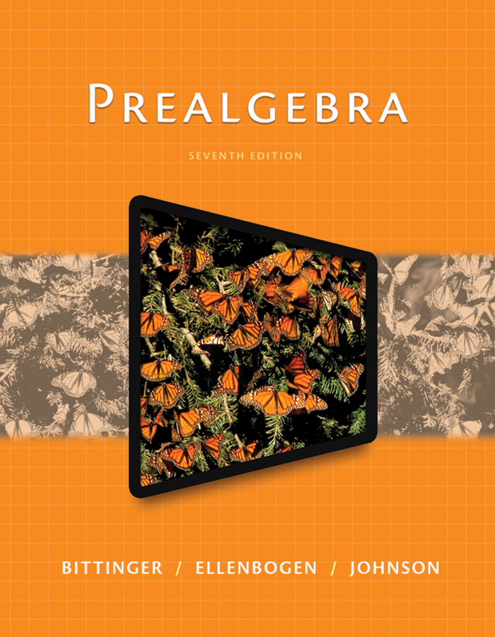 Prealgebra, 7th Edition ebook (1 Year Access)