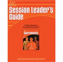 Sacraments: Leader Guide