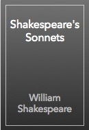 Shakespeare's Sonnets ePub (1 Year Access)