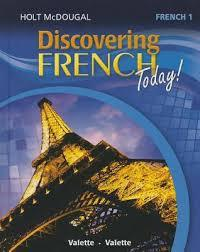 Discovering French Today! Level 1 eTextbook