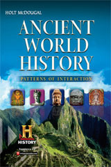 Ancient World History: Patterns of Interaction ebook