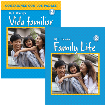 Family Life: Grade 2: Student /Parent Pack-Bilingual