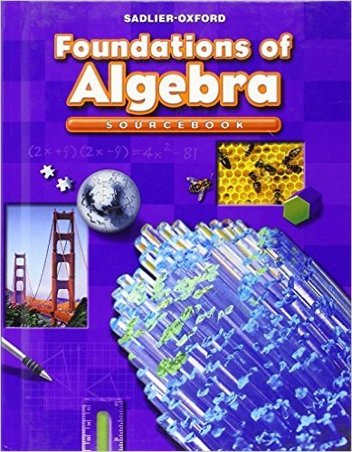 Progress in Mathematics Foundations of Algebra, Grade 8 ebook (1 Year Access)