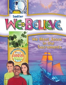 We Believe with Project Disciple, School Edition Grade 5