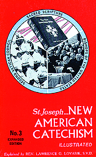St. Joseph New American Catechism No. Three