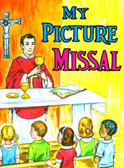St. Joseph Picture Books: My Picture Missal (10 Pack)