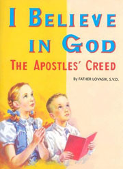 St. Joseph Picture Books: I Believe in God (10 Pack)