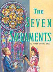 St. Joseph Picture Books: The Seven Sacraments (10 Pack)