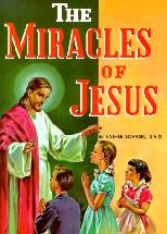 St. Joseph Picture Books: The Miracles of Jesus (10 Pack)
