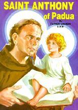 St. Joseph Picture Books: Saint Anthony of Padua (10 Pack)