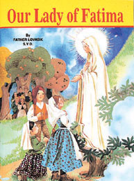 St. Joseph Picture Books: Our Lady of Fatima (10 Pack)