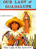 St. Joseph Picture Books: Our Lady of Guadalupe (10 Pack)