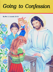 St. Joseph Picture Books: Going to Confession (10 Pack)