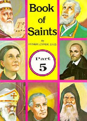 St. Joseph Picture Books: Book of Saints 5 Picture Book (10 Pack