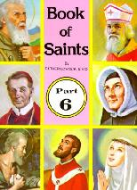 St. Joseph Picture Books: Book of Saints: Part 6 (10 Pack)