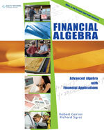 Cengage Financial Algebra 1st Edition ebook (1 Year Access)