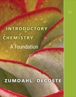 Introductory Chemistry: A Foundation 7th Edition ebook (1 Year Access)
