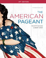 Cengage The American Pageant AP 15th Edition ebook (1-year)