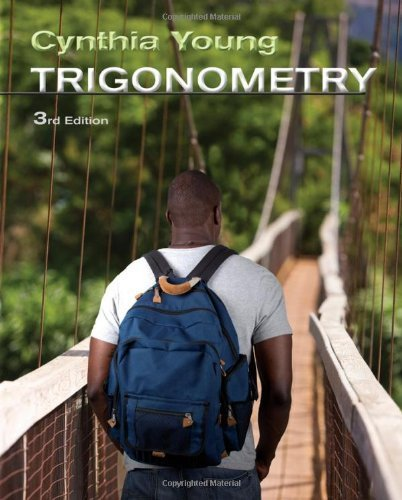 Trigonometry 3rd Edition ebook