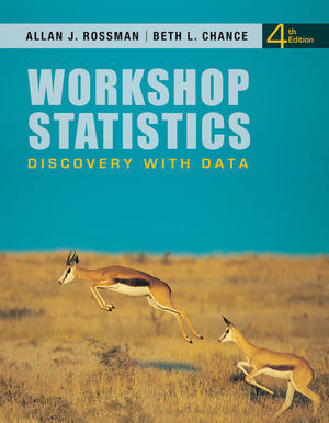 Workshop Statistics: Discovery with Data 4th Edition ebook