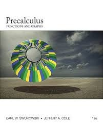Precalculus: Functions and Graphs 12th Edition ebook (1 Year Access)