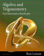 Algebra and Trigonometry: Real Mathematics, Real People, 6th Edition ebook (1 Year Access)