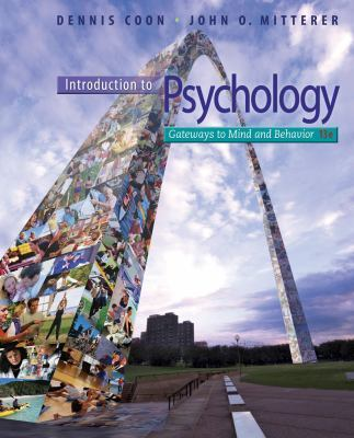 Introduction to Psychology: Gateways to Mind and Behavior with Concept Maps and Reviews 13th Edition ebook (1 Year Access)