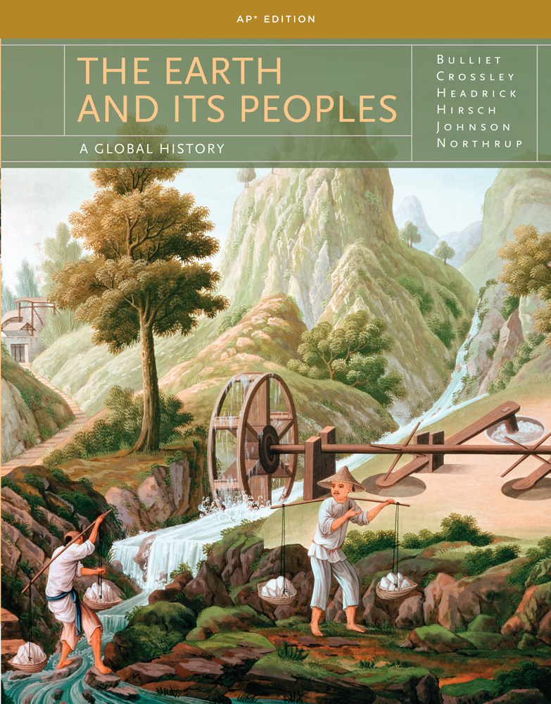 The Earth and Its Peoples: A Global History (AP