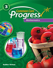 Common Core Progress Mathematics, Grade 3 ebook (1 Year Access)