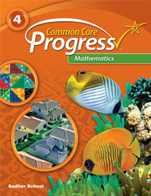 Common Core Progress Mathematics, Grade 4 ebook (1 Year Access)