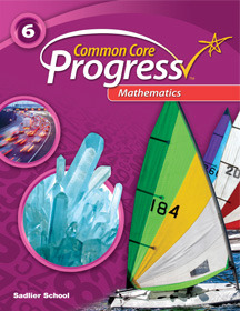 Common Core Progress Mathematics, Grade 6 ebook (1 Year Access)