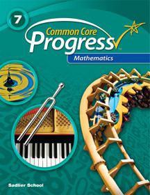 Common Core Progress Mathematics, Grade 7 ebook (1 Year Access)