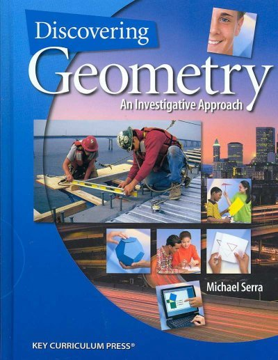Discovering Geometry: An Investigative Approach Student Edition eBook (1 year access)