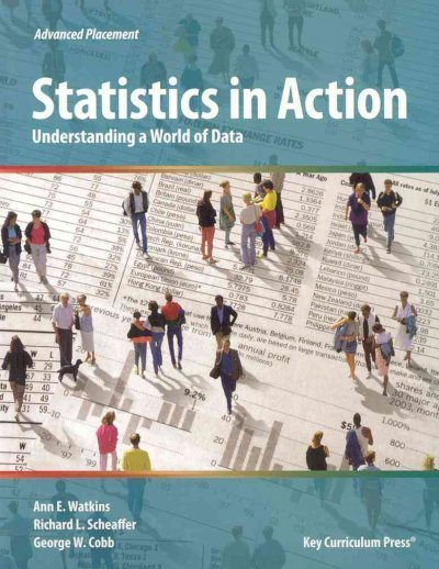 Statistics in Action: Understanding a World of Data (1 year access)