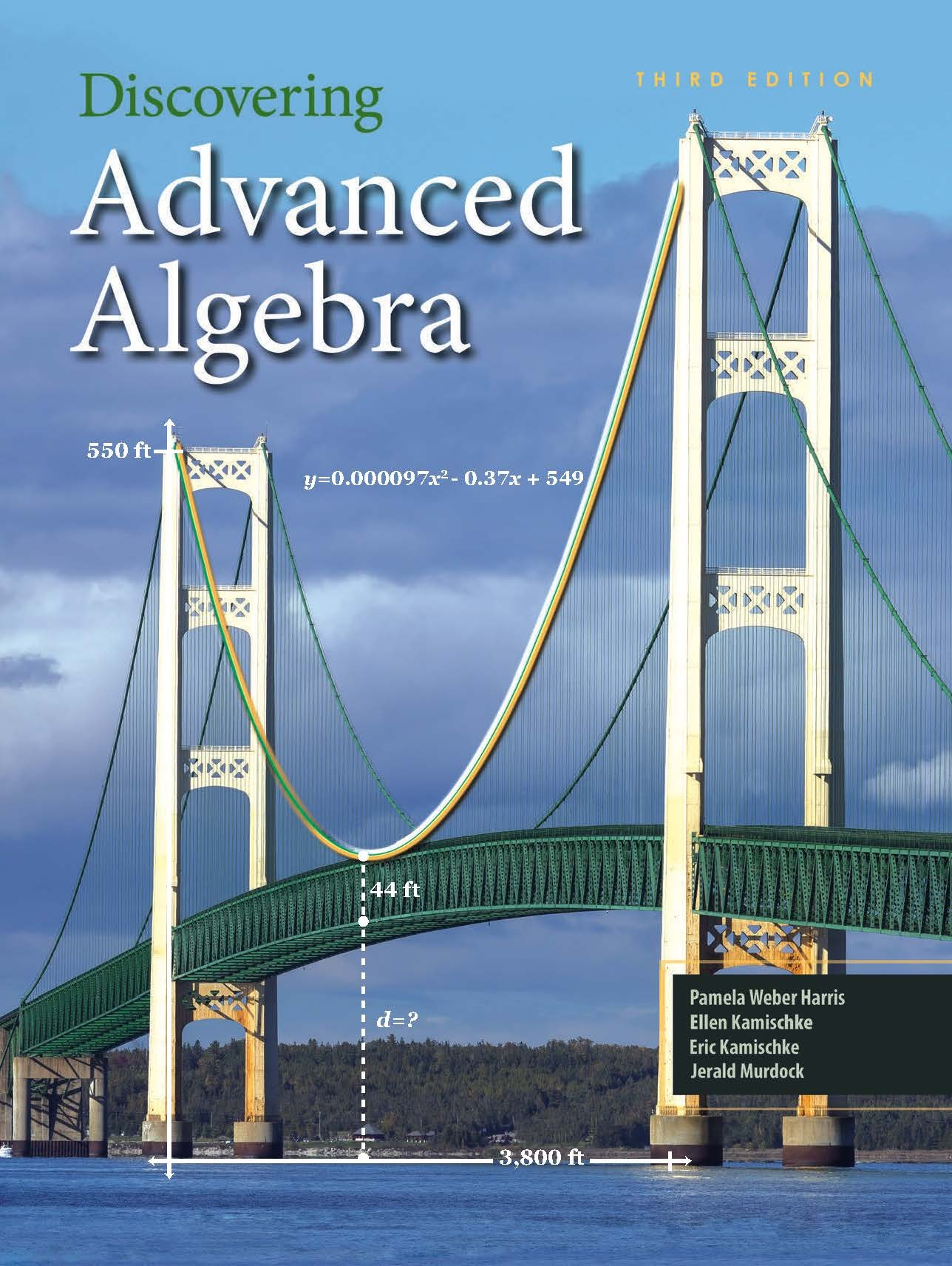 Discovering Advanced Algebra: An Investigative Approach Student Edition 1 Year Online License