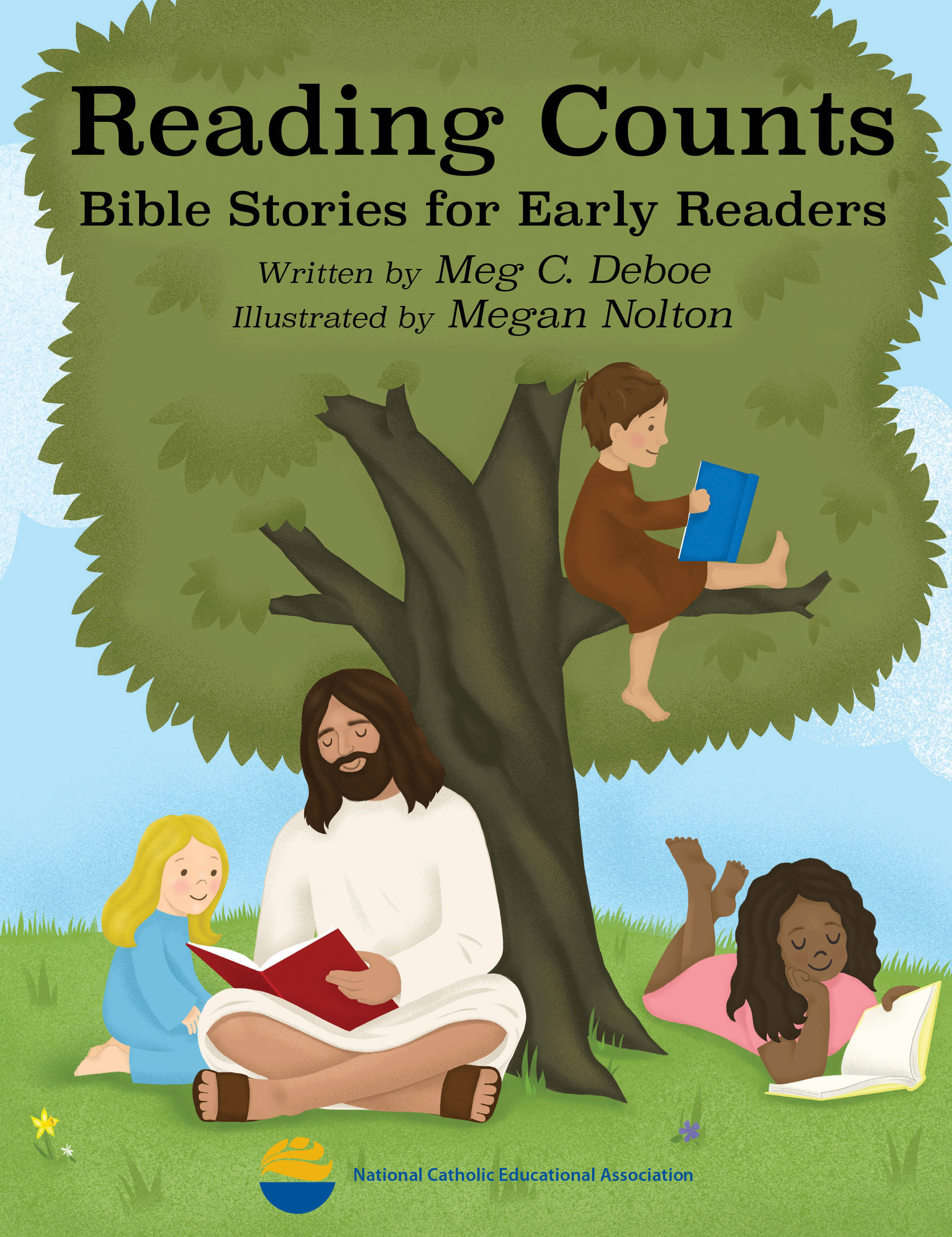 Reading Counts: Bible Stories for Early Readers