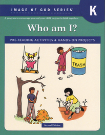 Who Am I? Kindergarten 2nd Edition