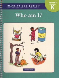 Who Am I? Teacher Manual w/Pattern bk. 2nd Edition