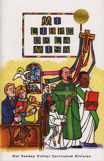 Call to Celebrate: My Mass Book - Spanish