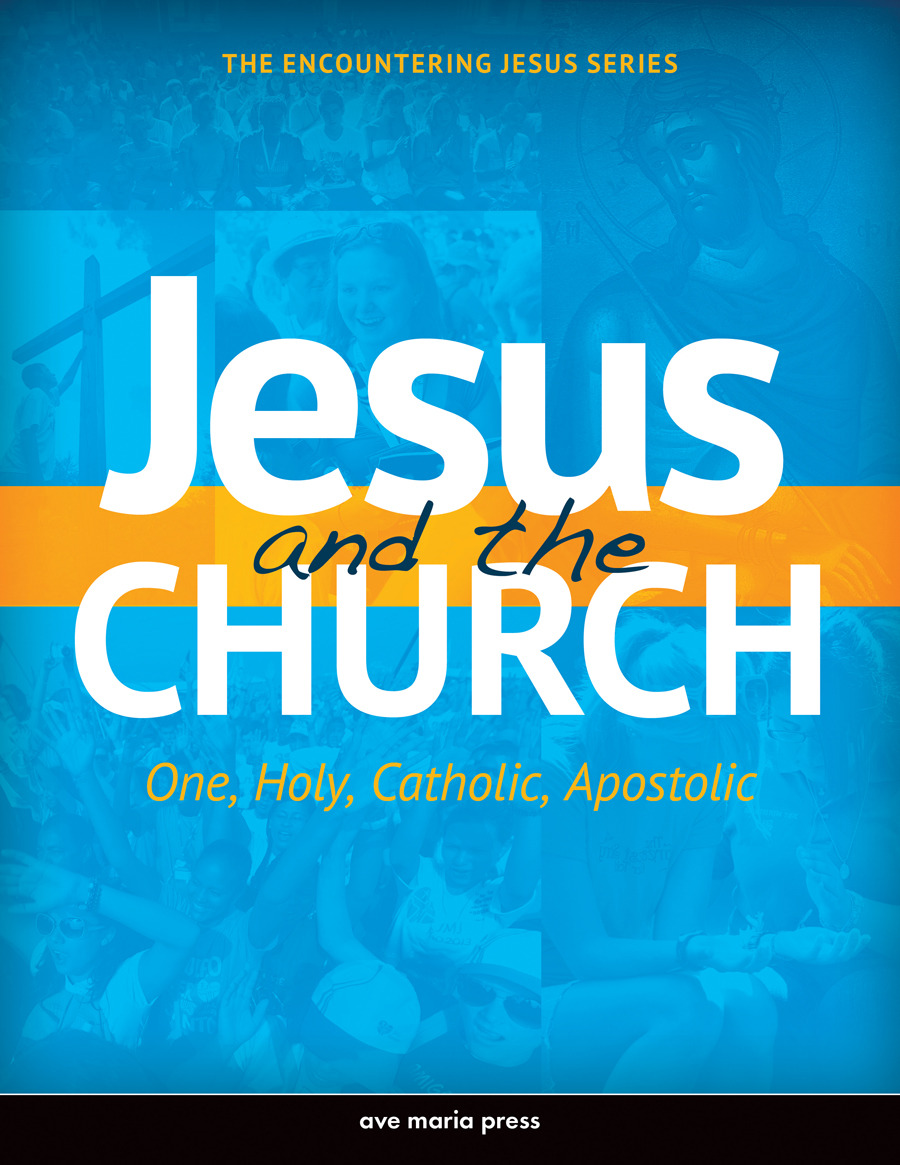 Jesus and the Church: One, Holy, Catholic, Apostolic ebook (1 Year Access)