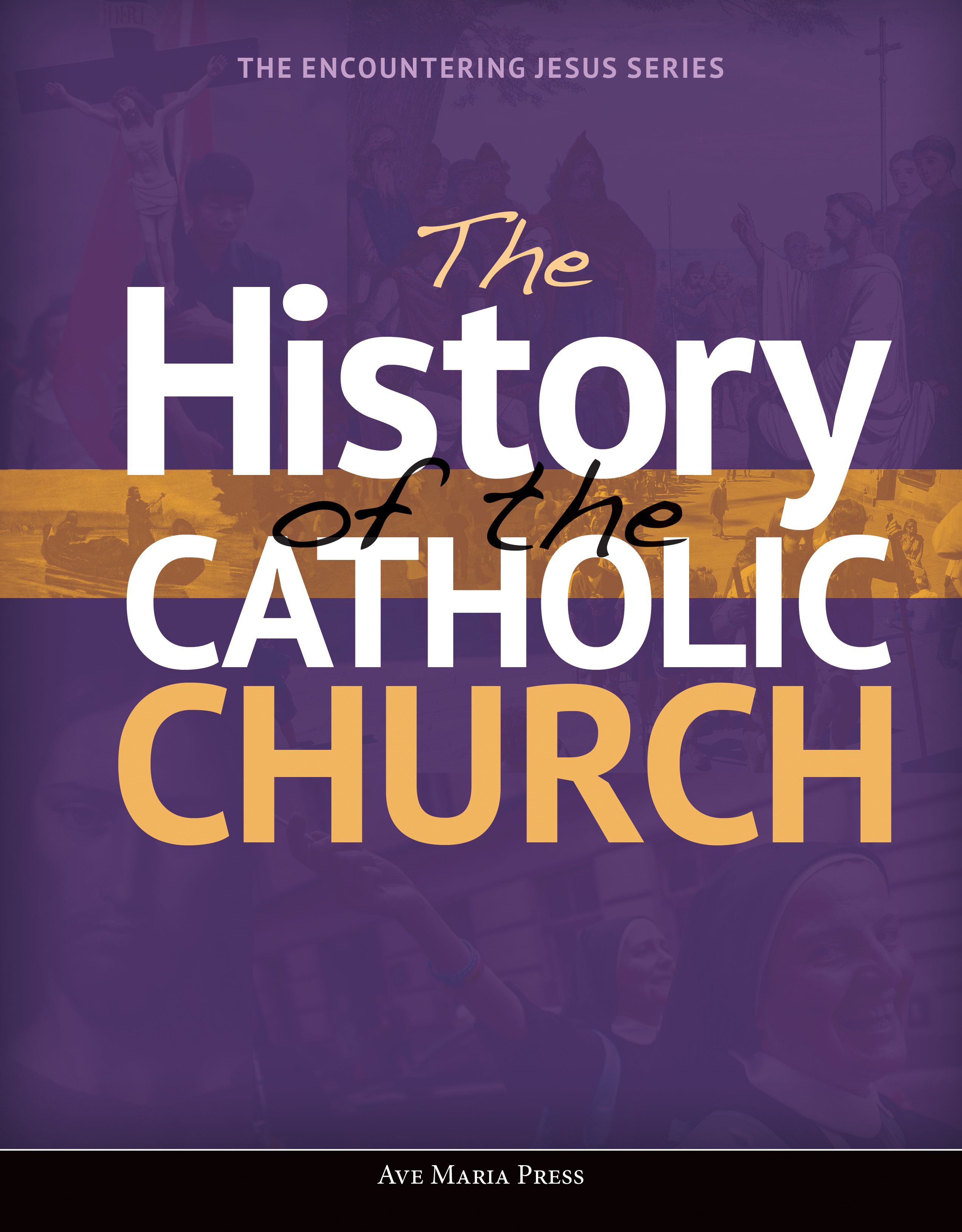 The History of the Catholic Church, Student Text-electronic ebook (1 year access)