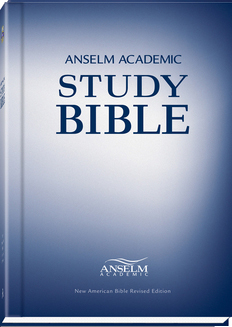 Anselm Academic Study Bible(Hardcover)-New