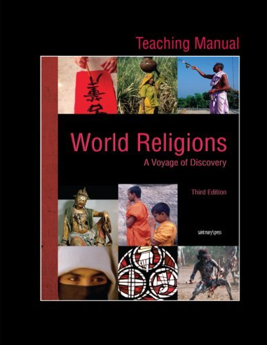 Teaching Manual for World Religions - Third Edition