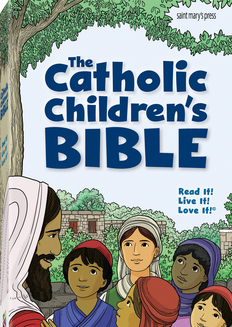 Catholic Children's Bible(Paperback)