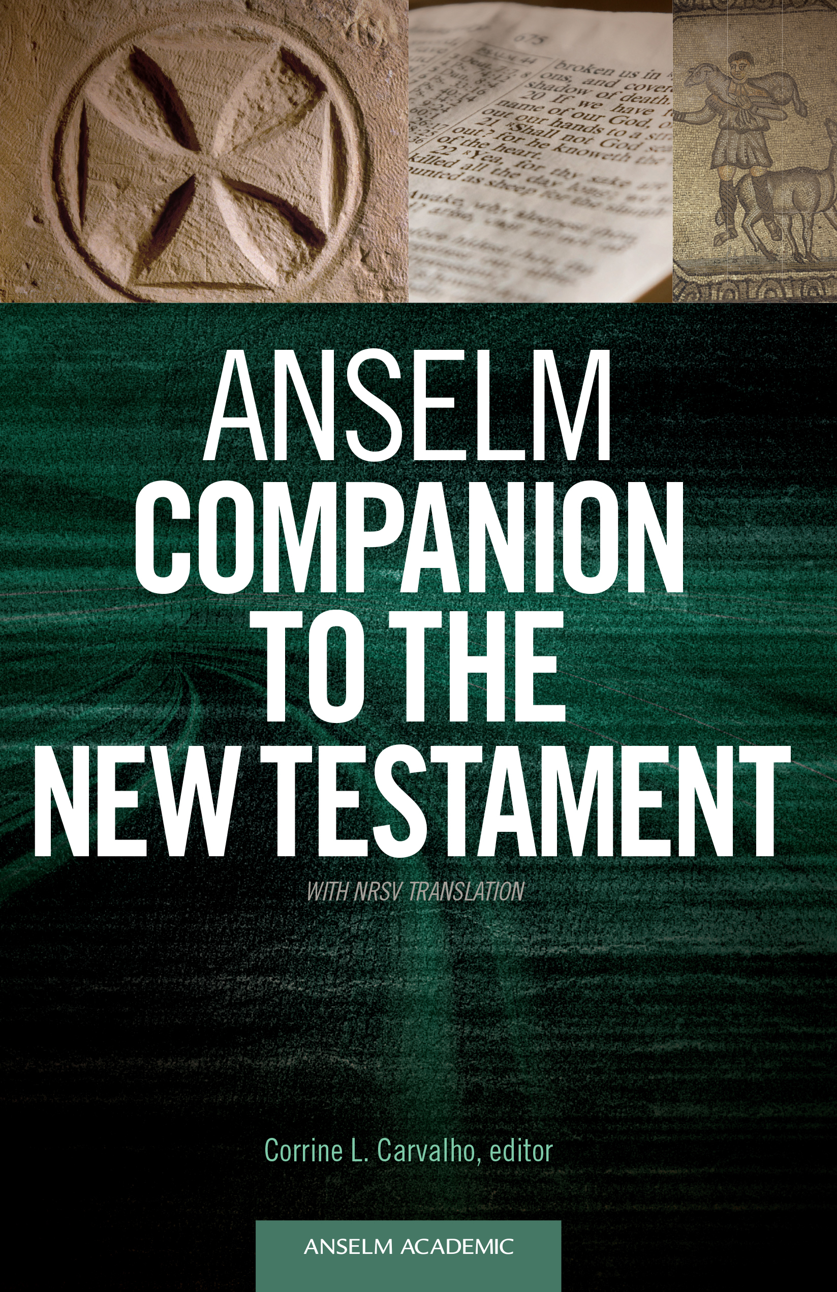 Anselm Companion to the New Testament - With NRSV Translation