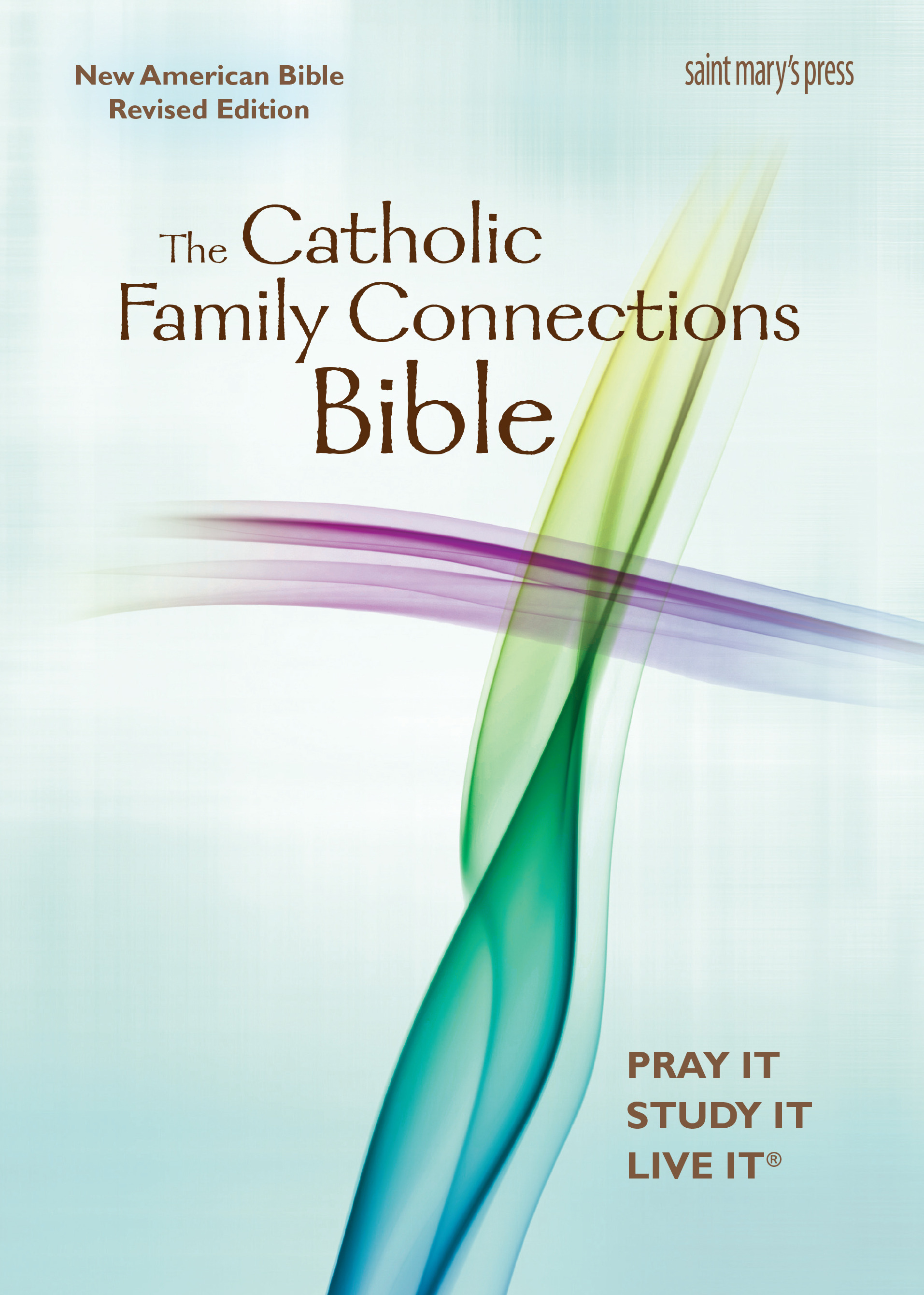 The Catholic Family Connections Bible ‒ New American Bible Revised Edition